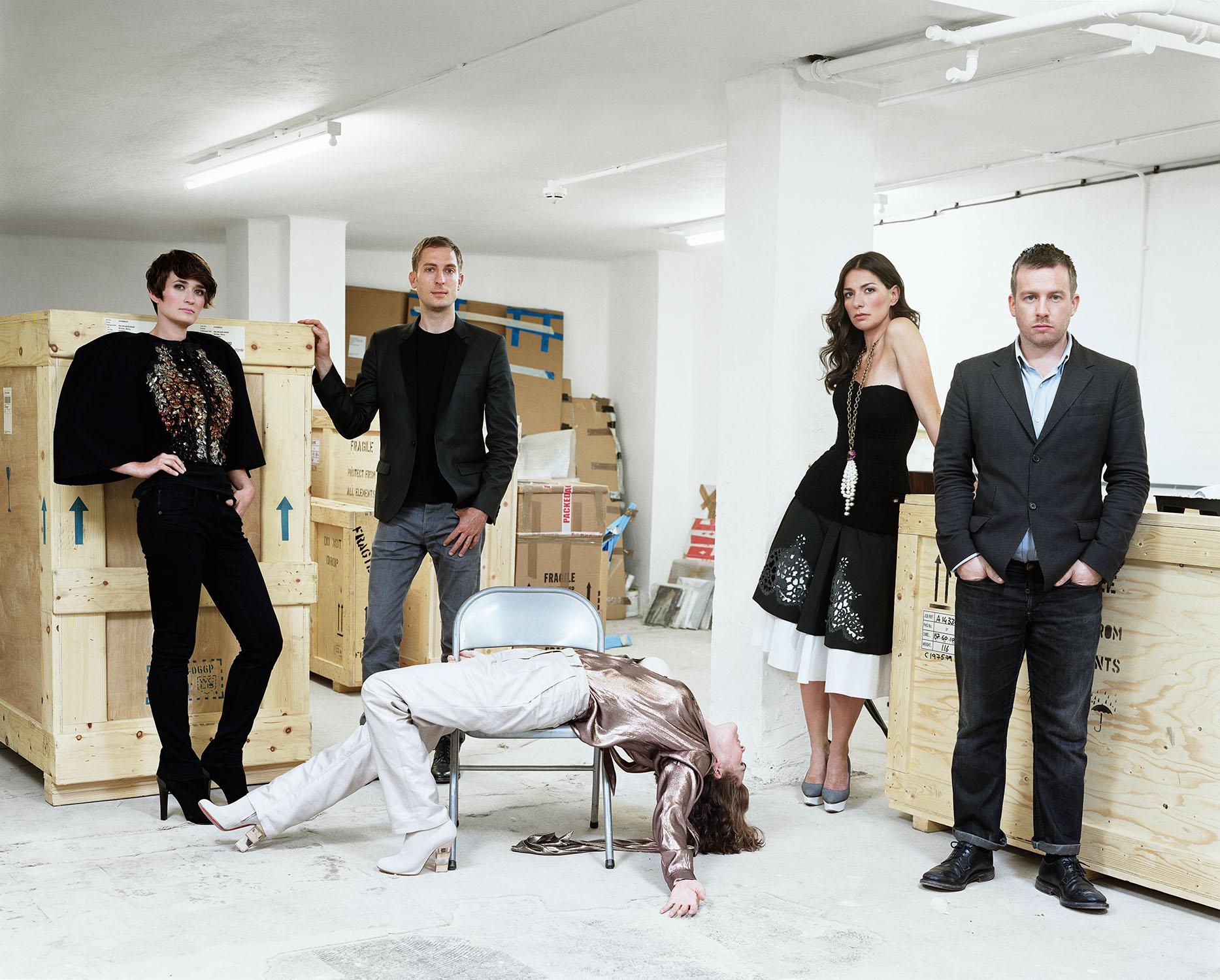 Vogue UK - London Gangs