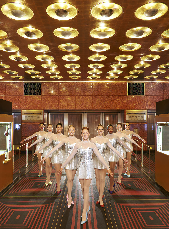 V Magazine - Rockettes