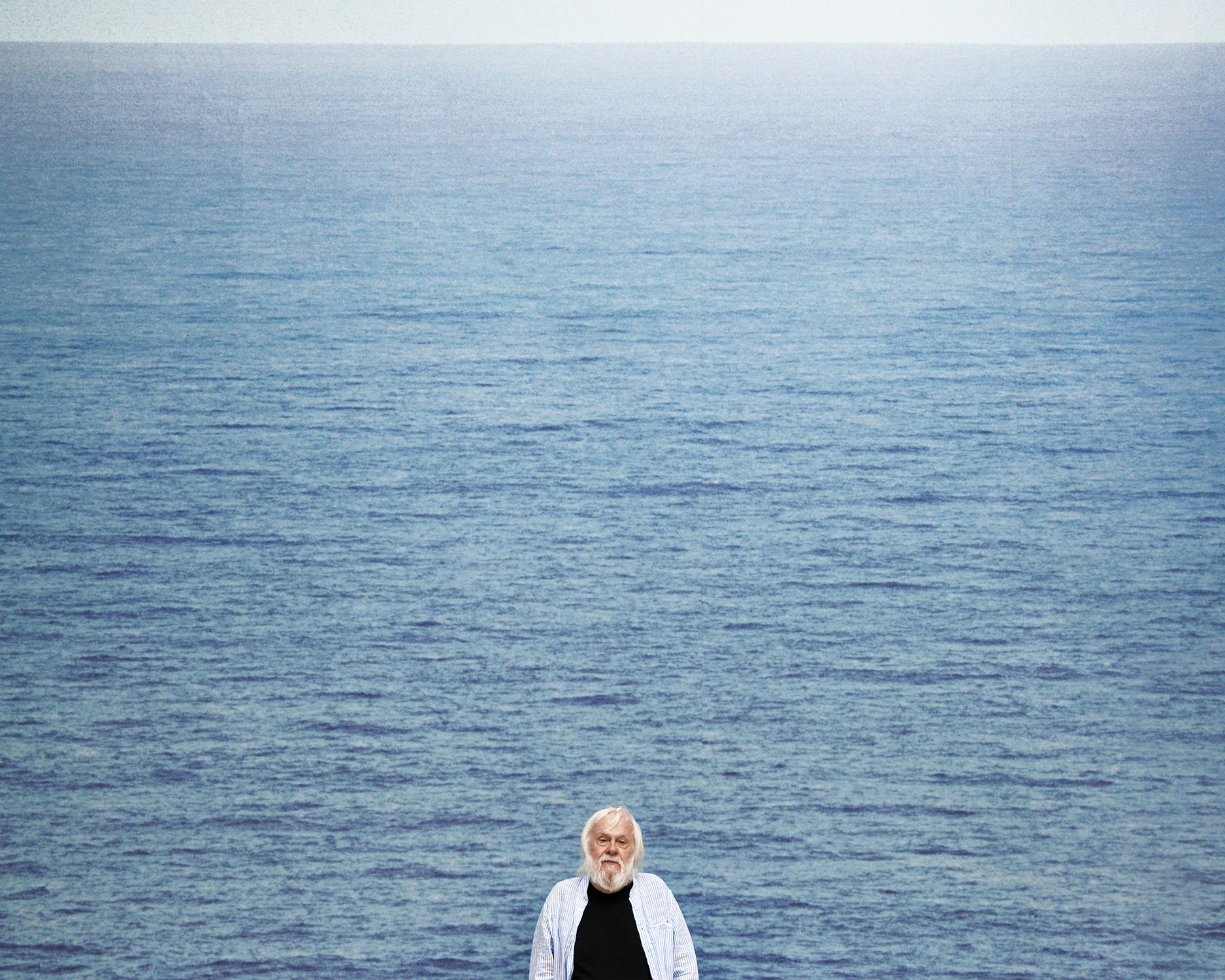 John Baldessari, 2009 Venice, Italy