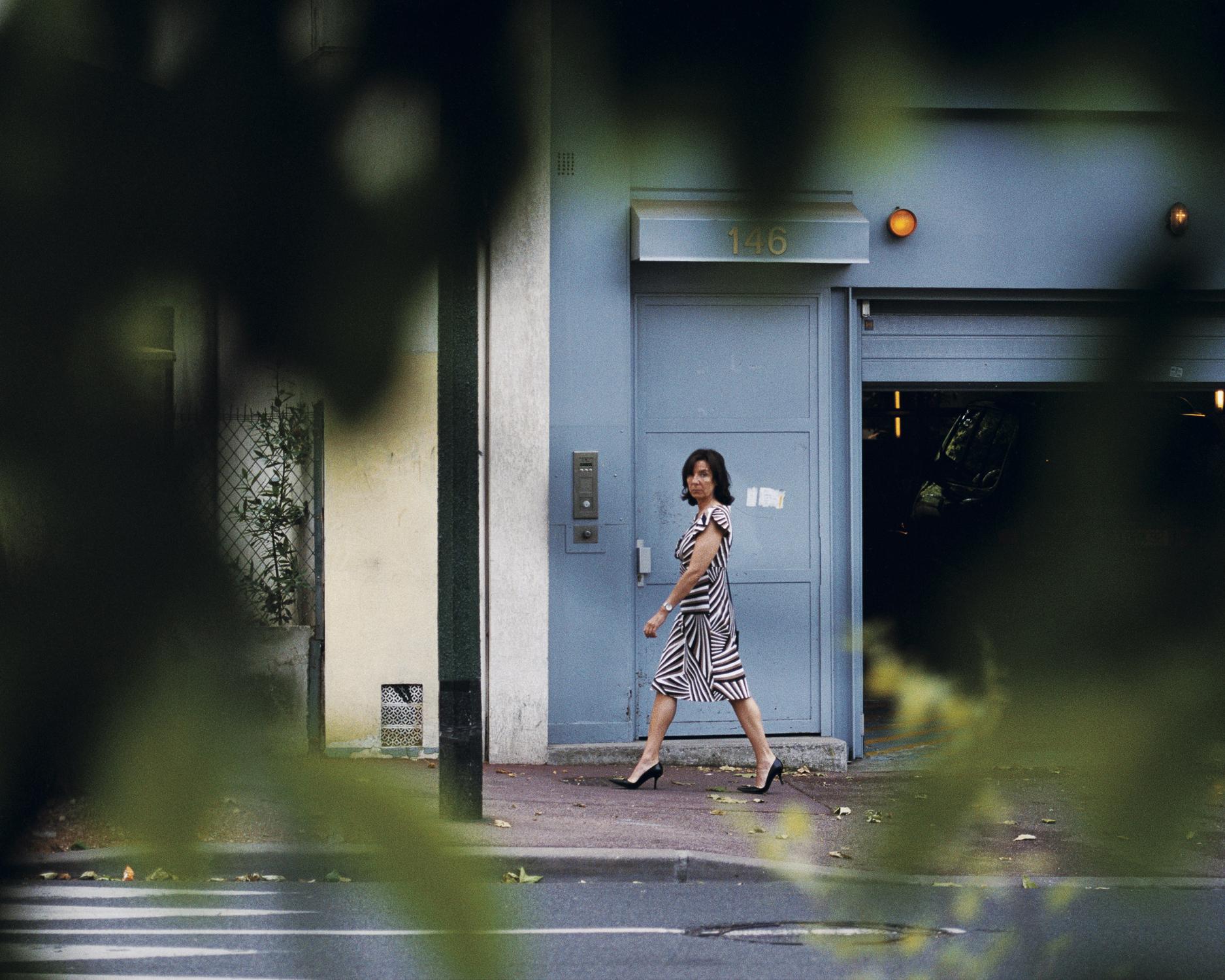 Sophie Calle, 2004 Paris, France