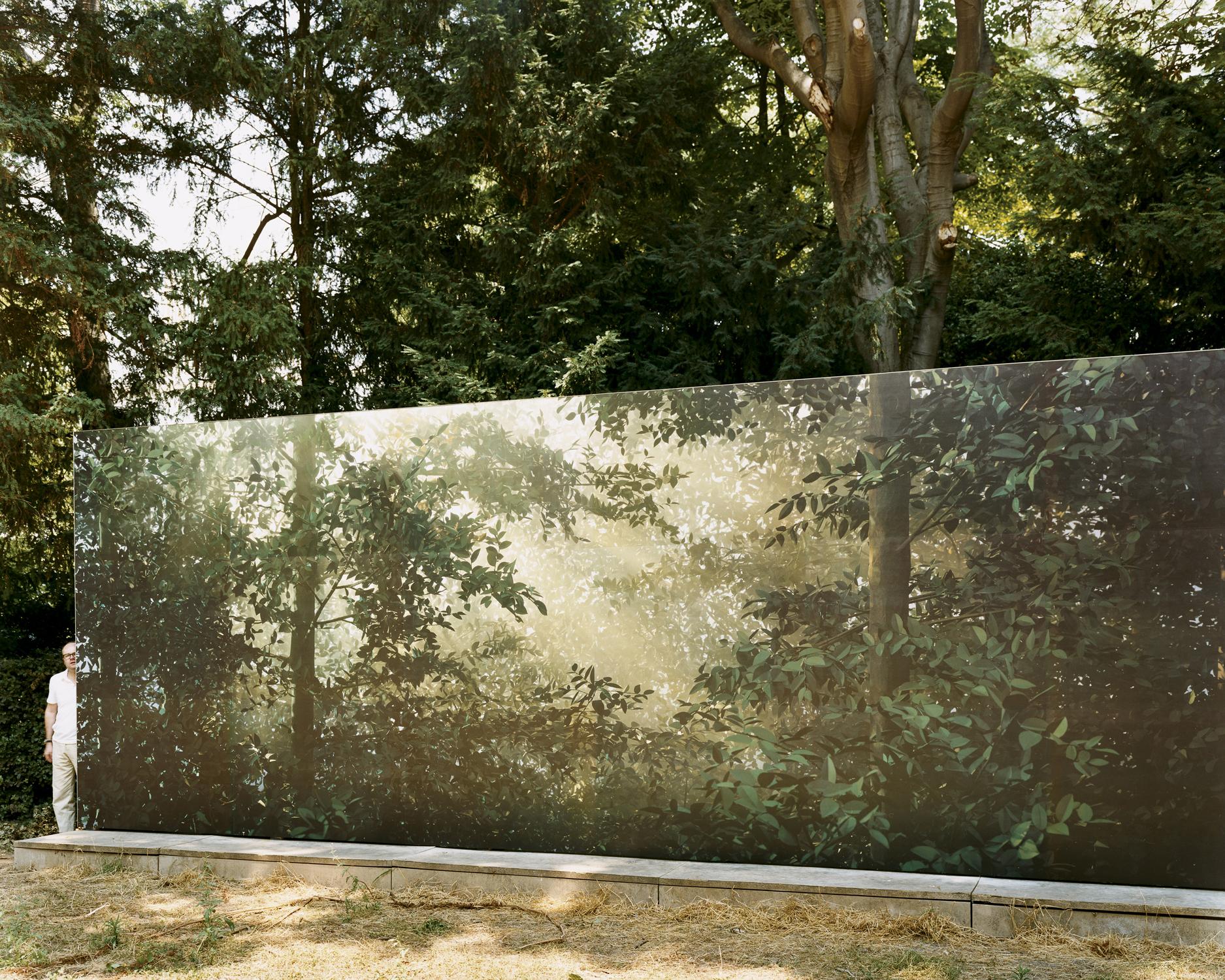 Thomas Demand, 2003 Venice, Italy
