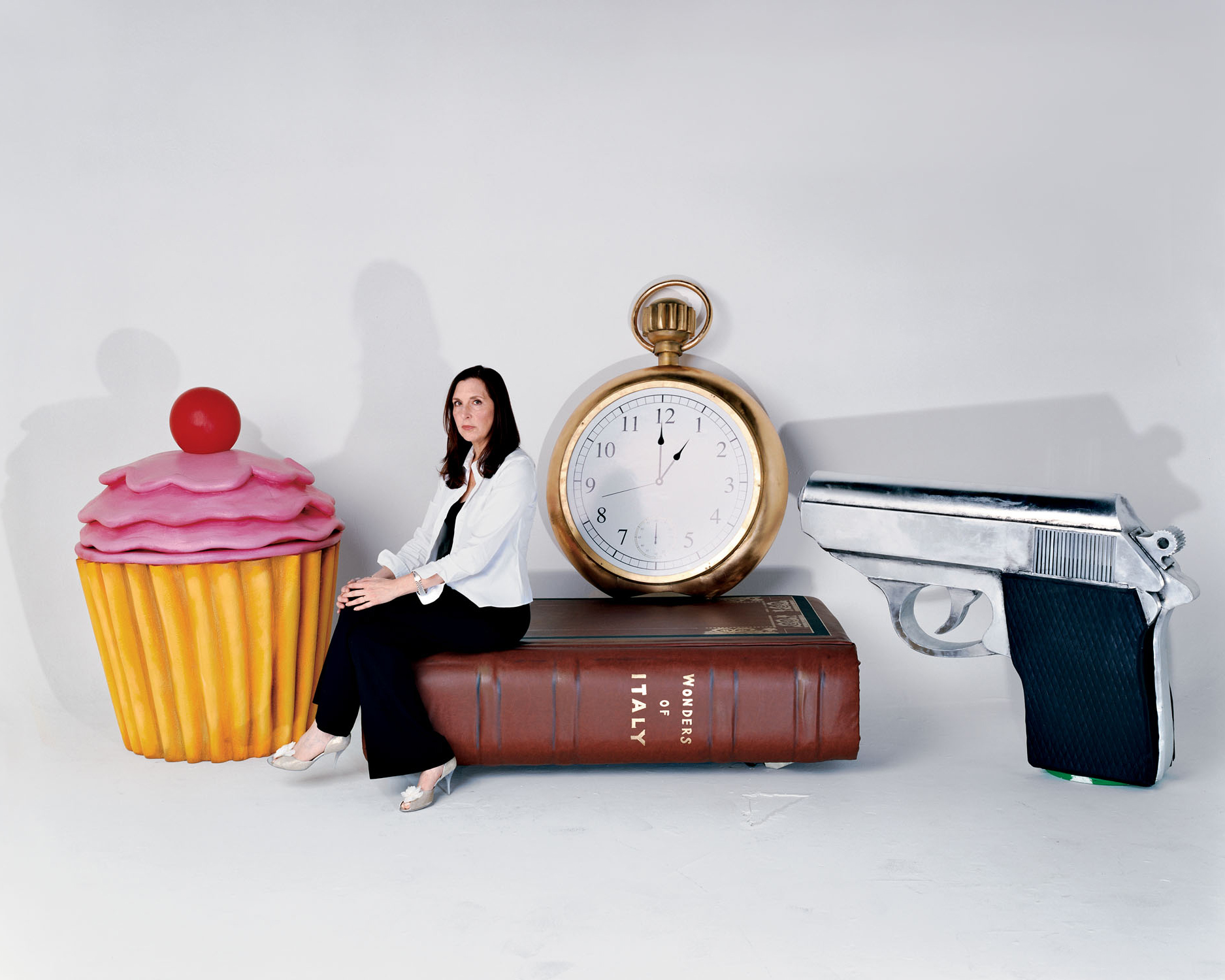 Laurie Simmons, 2005 New York, New York