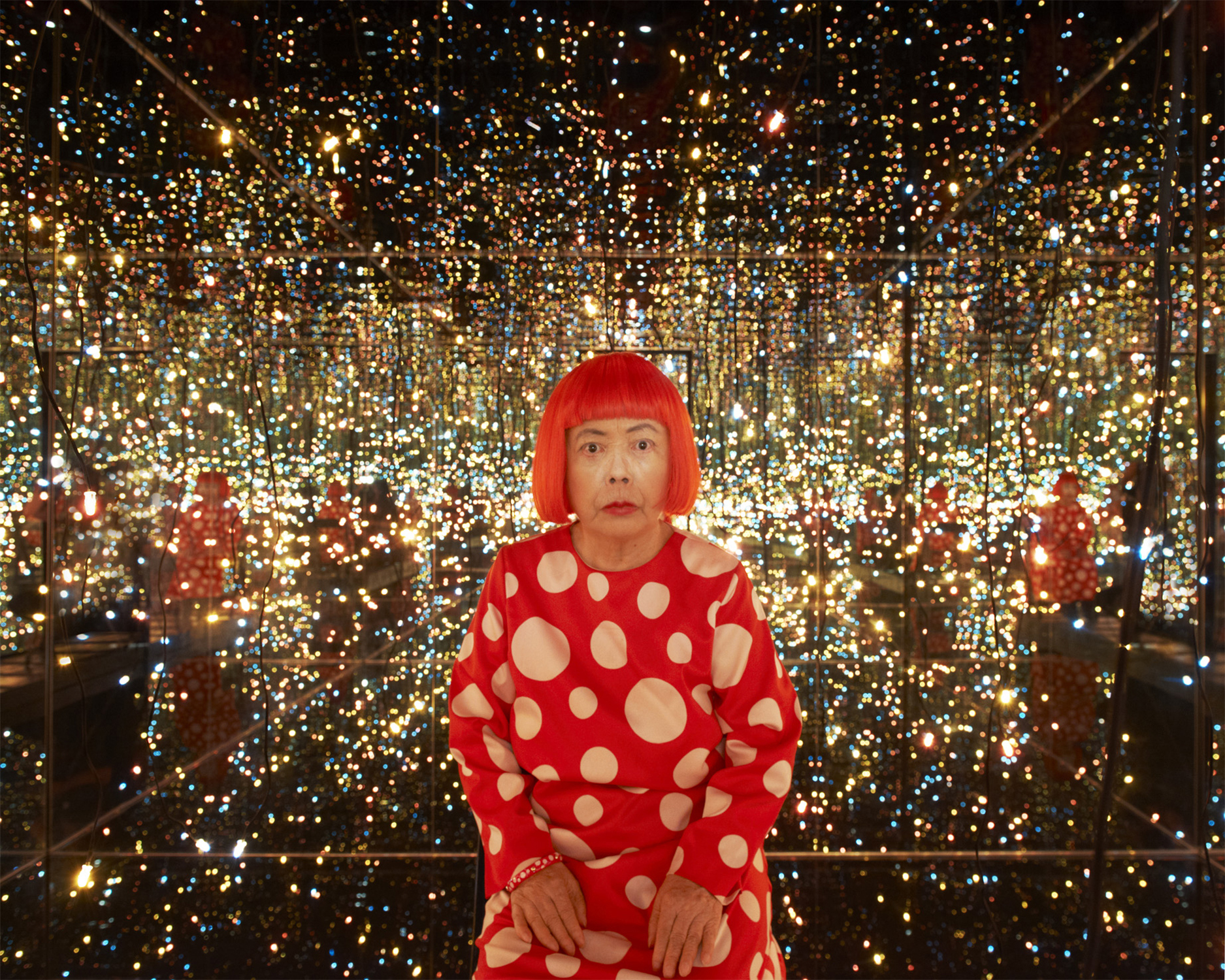 Yayoi Kusama, 2012 New York, New York