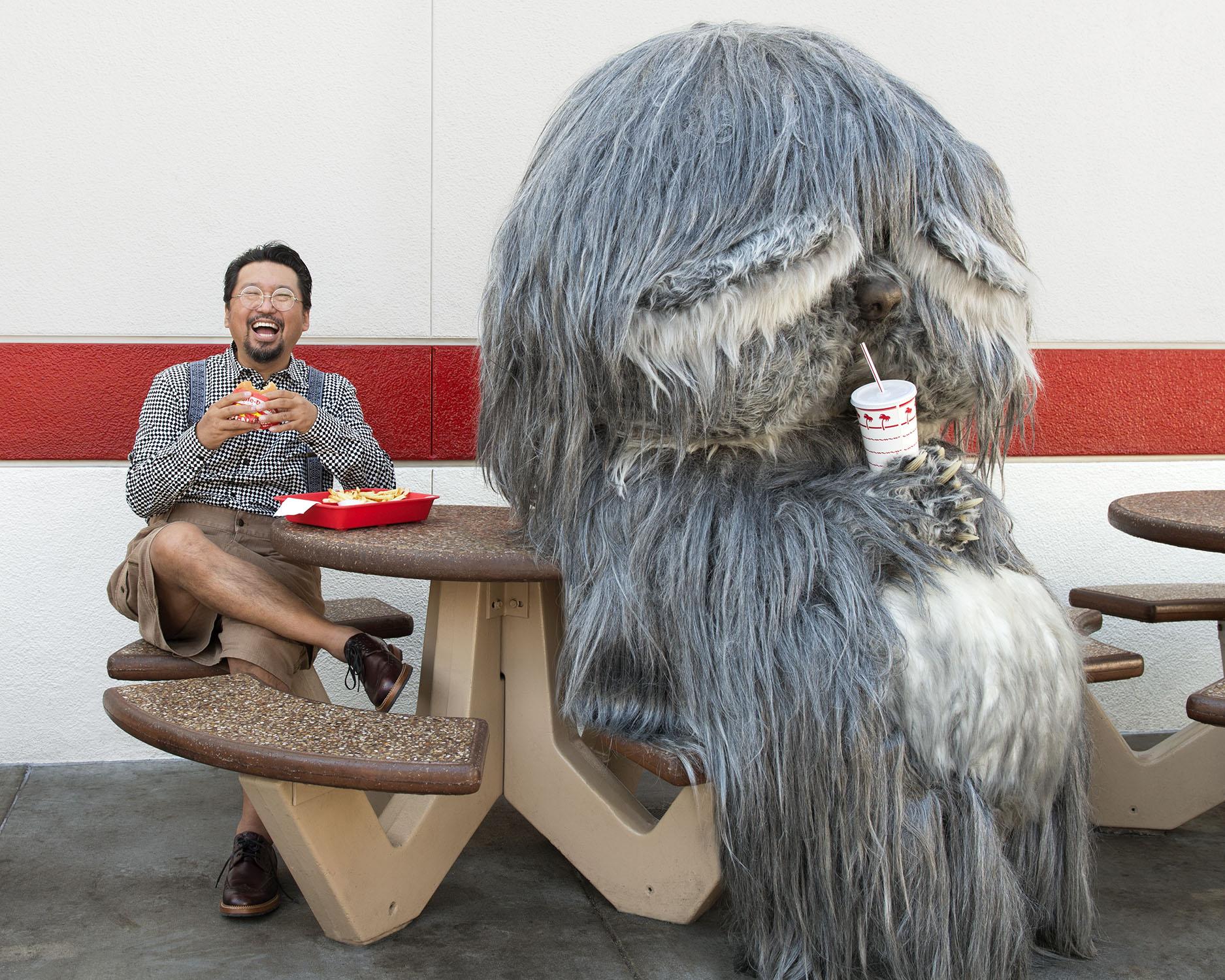 Takashi Murakami, 2013 Los Angeles, California