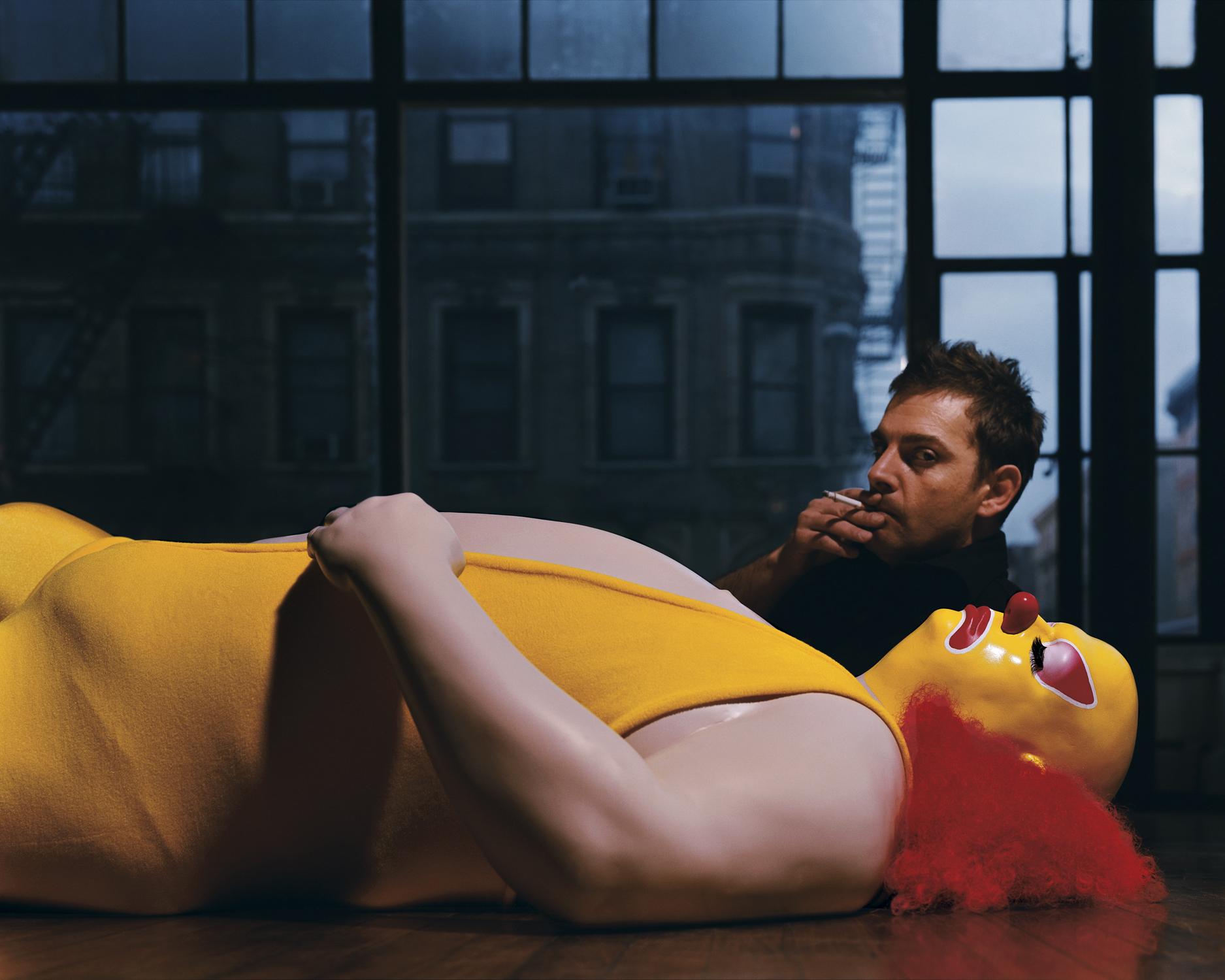 Ugo Rondinone, 2000 New York, New York