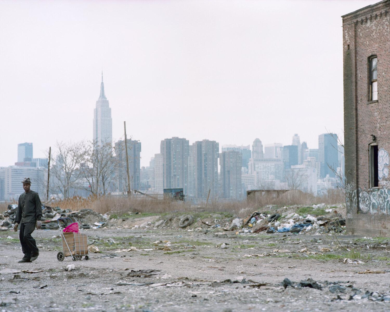Leonardo Drew, 2014 Brooklyn, New York