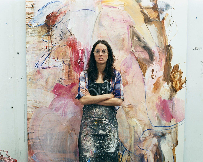 Elizabeth Neel, 2008     Brooklyn, New York
