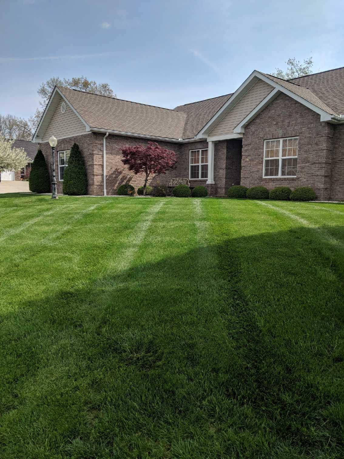 Grass Cutting - Carterville, IL