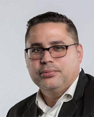 Gabriel Salguero, Pastor