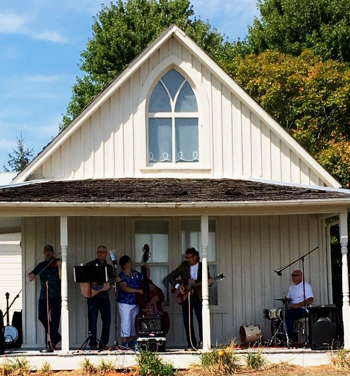 music on the porch 2017