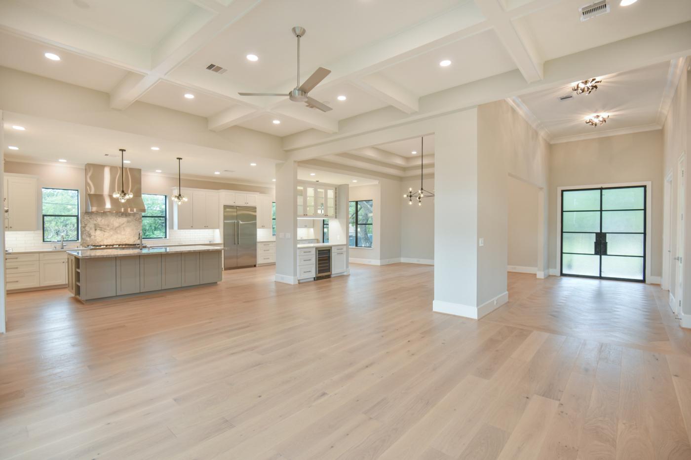 Open Floor Plans Upend Kitchen Design