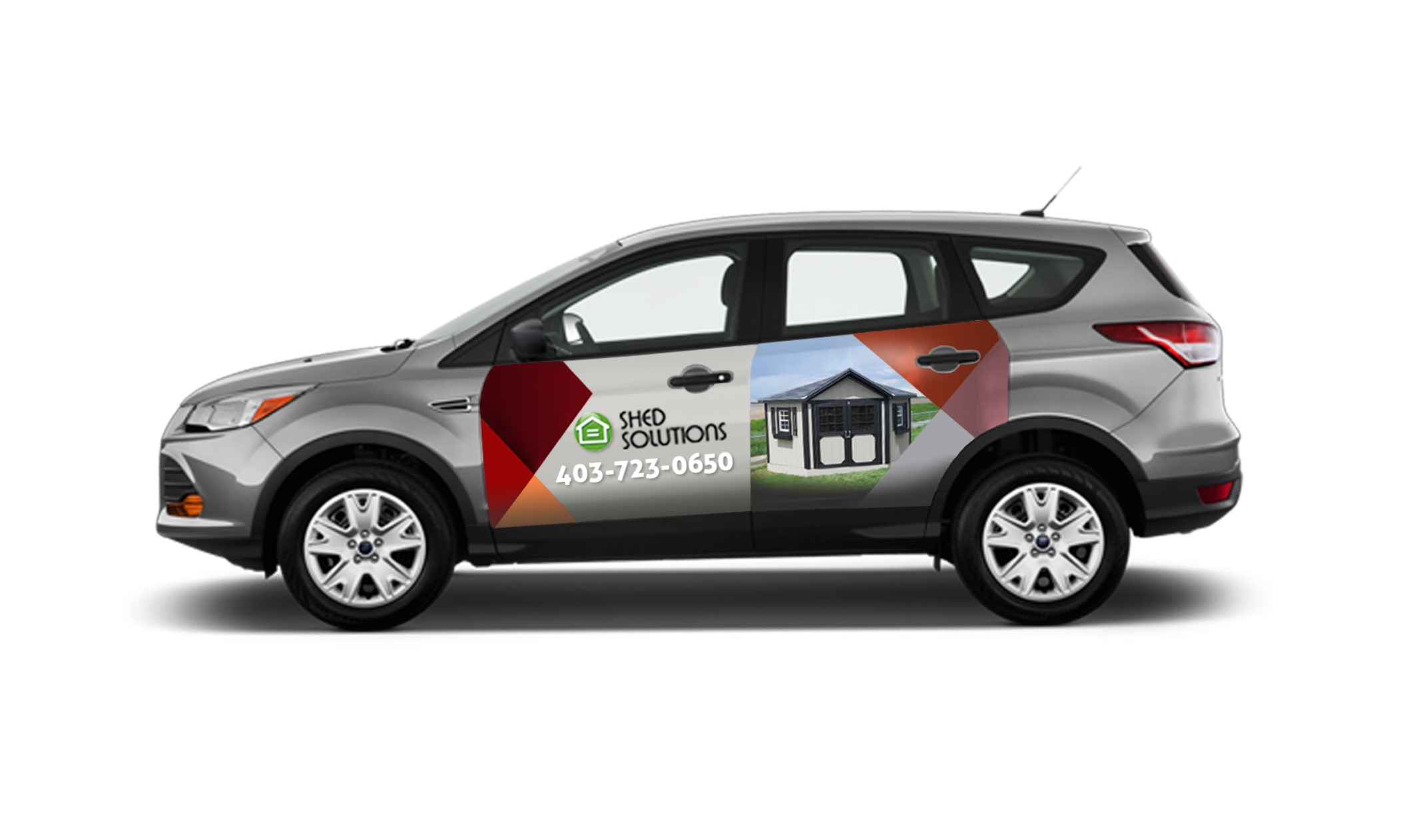 Recall Rate - Your campaign is at the eye level of future consumers making it an effective and safe form of advertisement. 97% of people recall vehicle wraps, 98% of people think that vehicle wraps create a positive brand image. 96% of people believe that fleet graphics are more impactful than billboards.