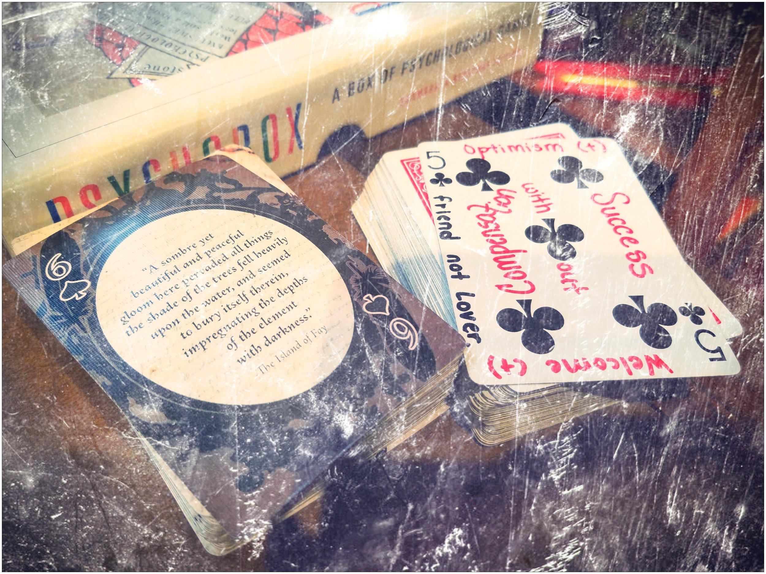 Cartomancy & Tarot