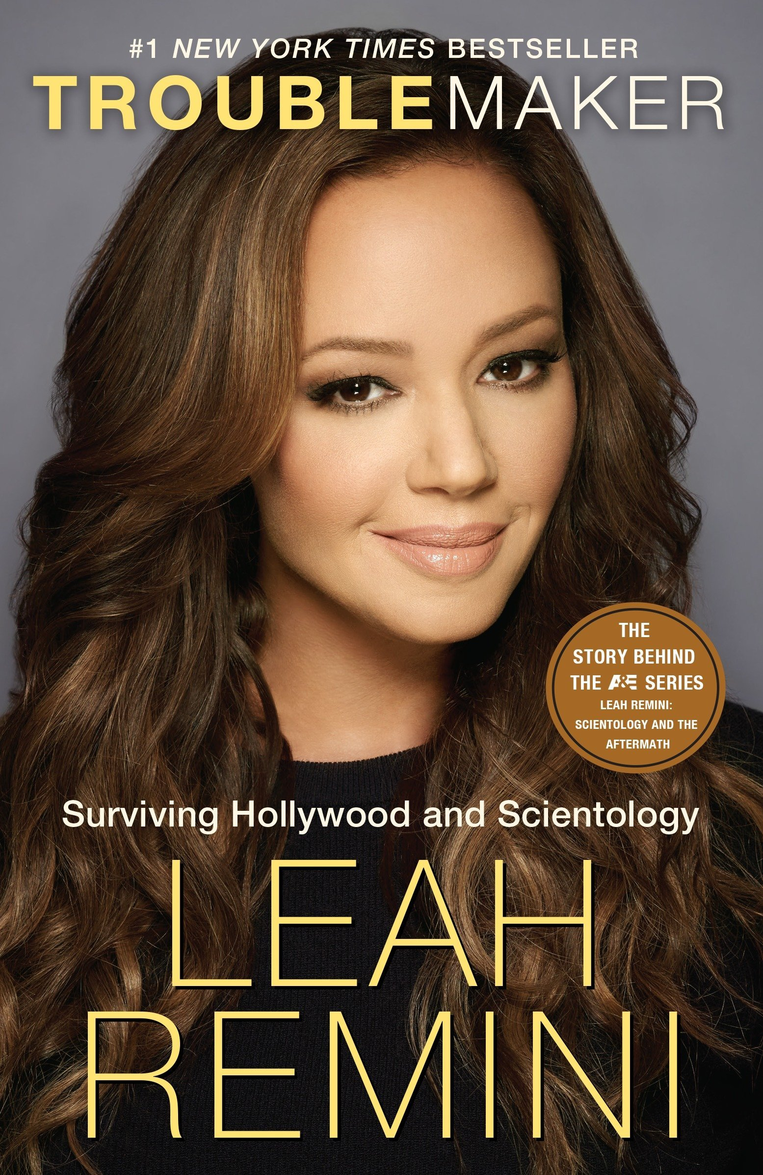 #1 NEW YORK TIMES BESTSELLERAn eye-opening, no-holds-barred memoir about life in the Church of Scientology, now with a new afterword by the author—the outspoken actress and star of the A&E docuseries Leah Remini: Scientology and the Aftermath -