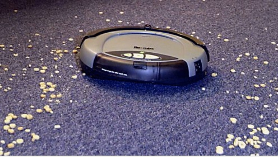 The Roomba vacuum has cleaned up commercially – over 10 million units have been bought across the world.