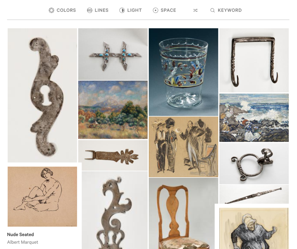 ArtPI - The Art API - ArtPI is an AI-system that provides insight into fine art collections and provides professionals valuable insights on the art market industry. You can use it to discover visual similarities within one's collection, engage visitors to browse and discover related content.