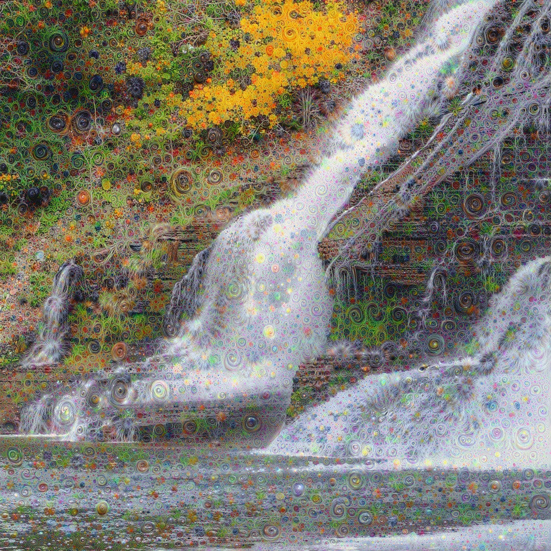 Ithaca Falls - Ithaca, NY