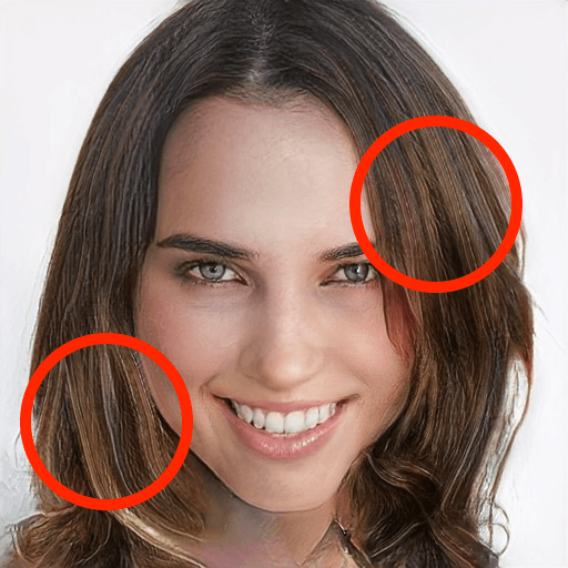 How to recognize fake AI-generated images [Article] - General Adversarial Networks (GANs) are able to generate increasingly realistic fake faces, which has huge implications on the ability to easily create fake news/propaganda. McDonald's visual guide shows you how to spot a fake generated by AI.