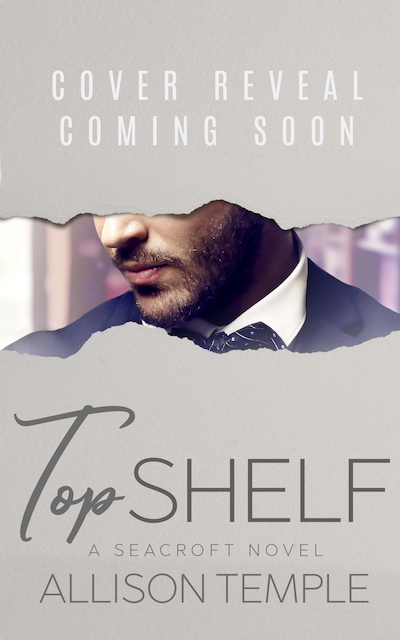 Top Shelf Contemporary MM Romance by Allison Temple