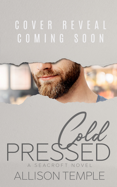 Cold Pressed. Seacroft novel 2. Contemporary MM romance from author Allison Temple.