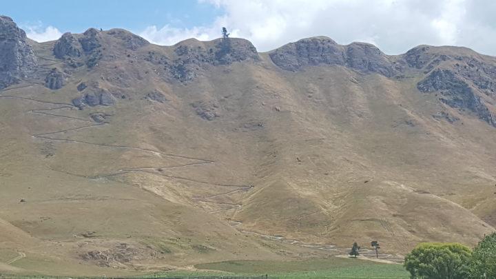 Craggy Range track