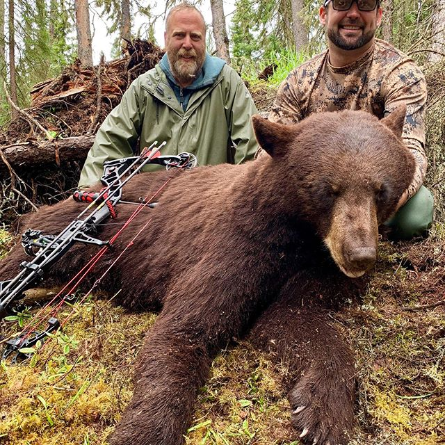Justin's first bear. 19 8/16