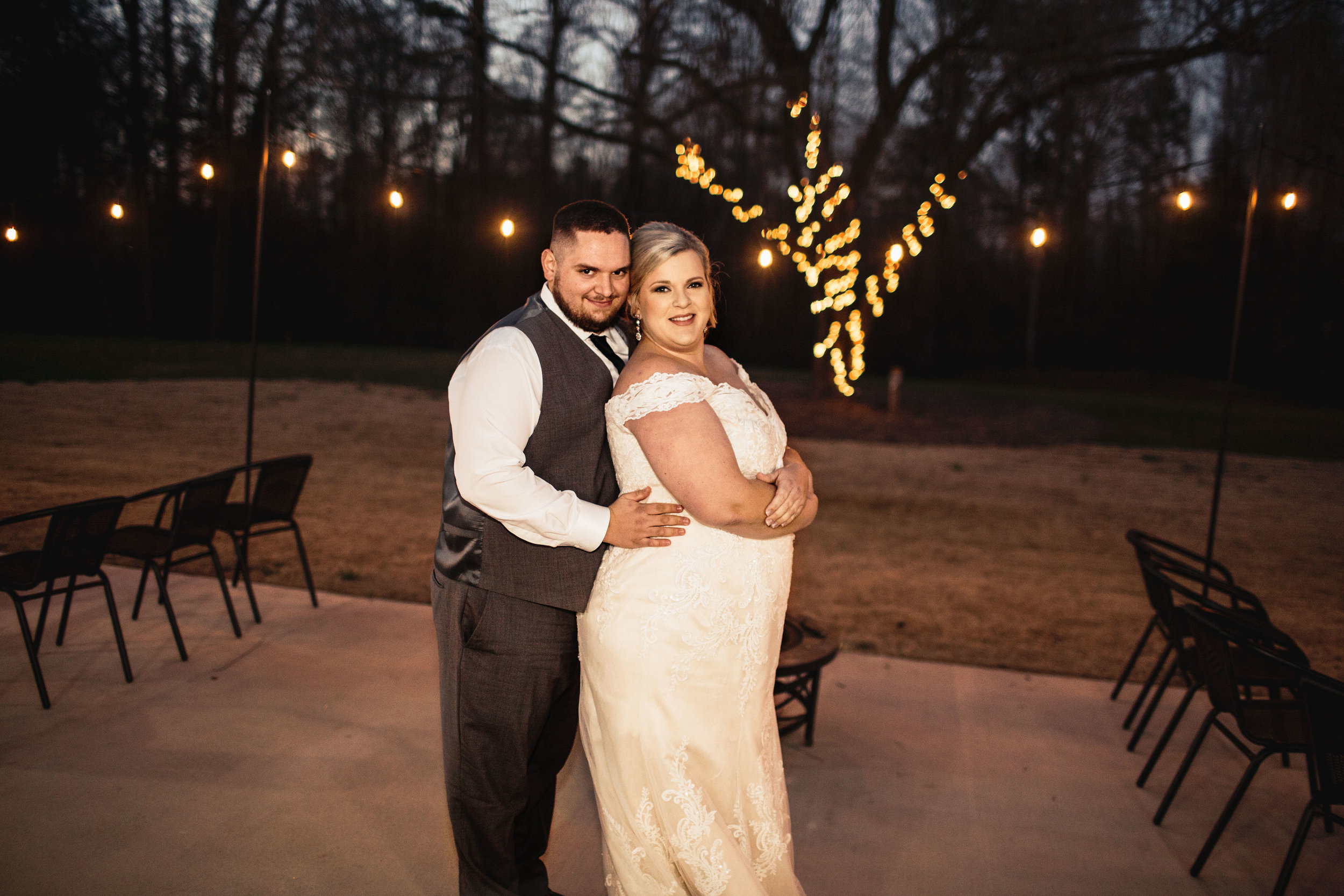 Aurora Farms Taylors Greenville wedding