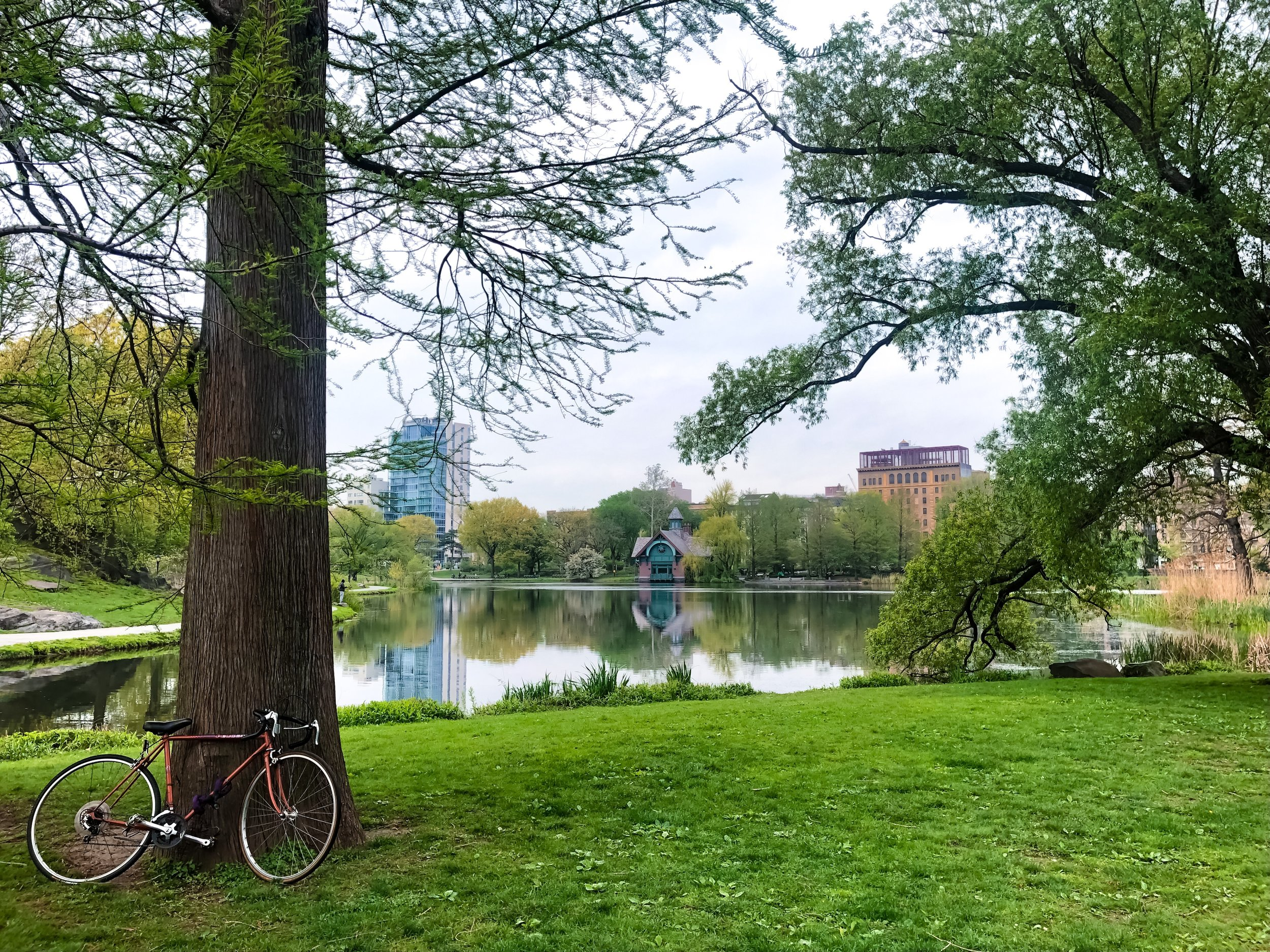 IT'S MAY. BIKE IT OUT. -