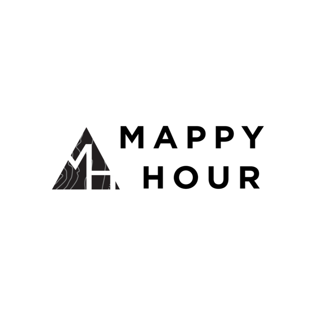 Mappy Hour is a community of urban dwelling outdoor enthusiasts who gather monthly around maps, guidebooks, beer, and adventure stories.