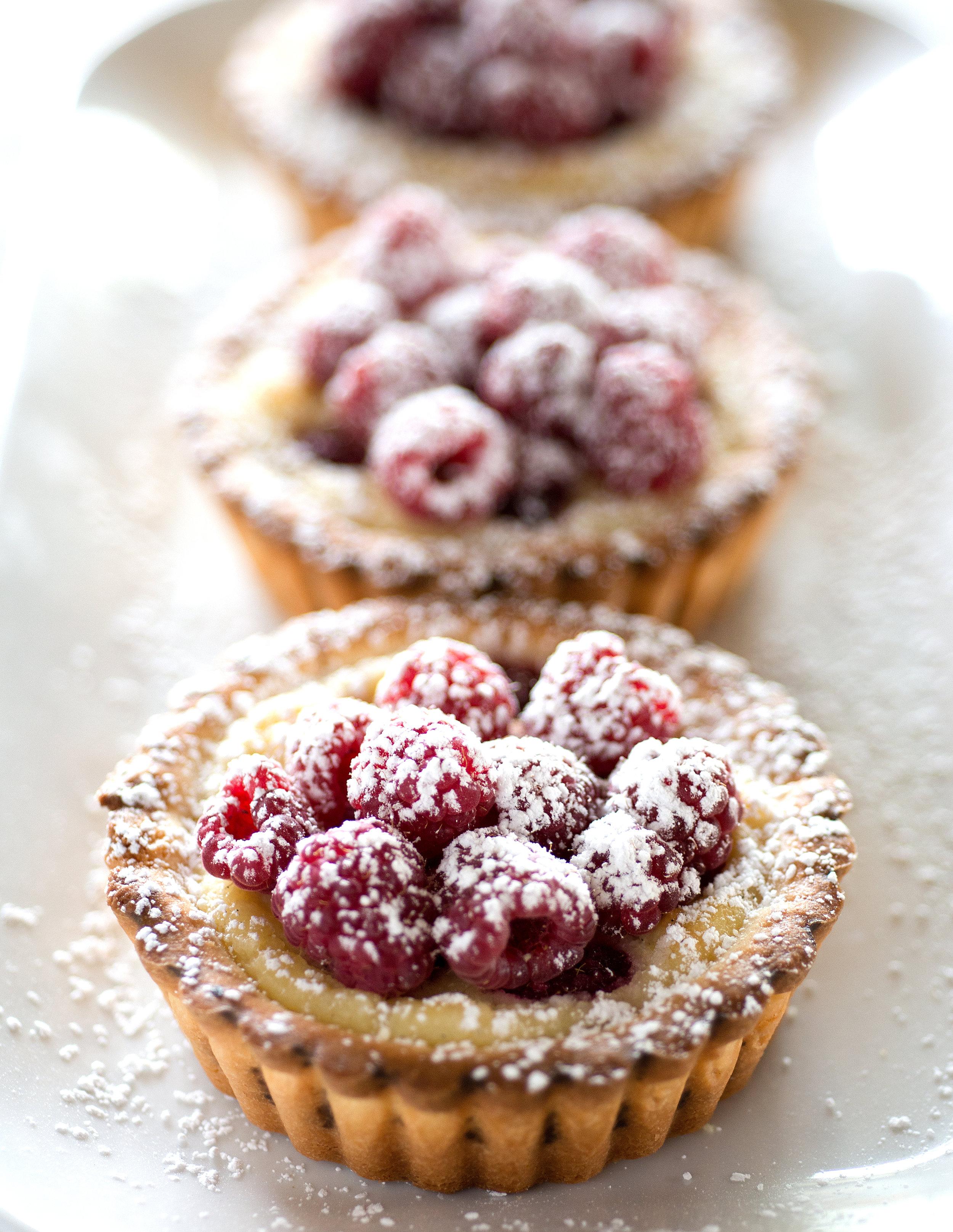 Sage Bakehouse Raspberry Pastry Santa Fe New Mexico