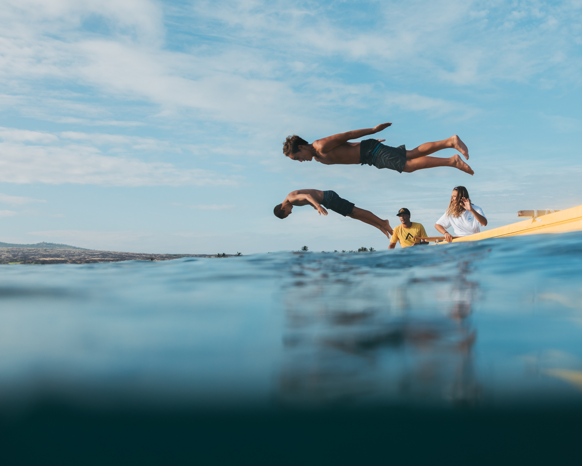 Camp Manitou at Four Seasons Hualalai Resort Photography by Sarah Lee