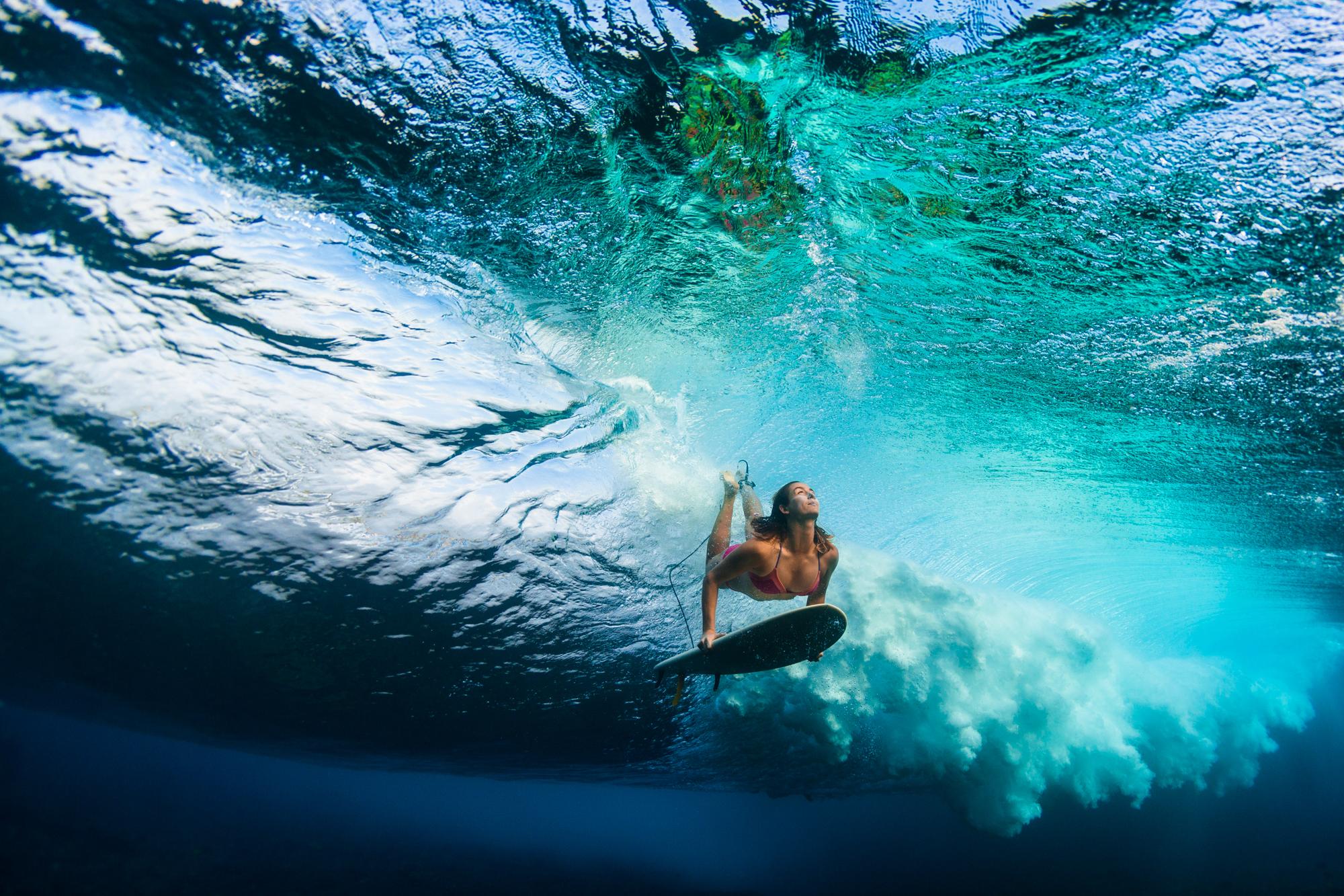 Anna Ehrgott - prAna Surf Ambassador