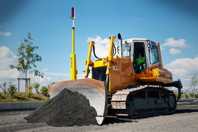 Machine Control for Bulldozers