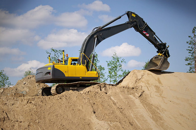 Machine Control for Excavators