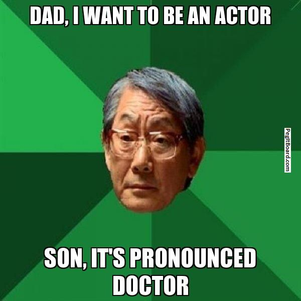 It's Pronounced Doctor