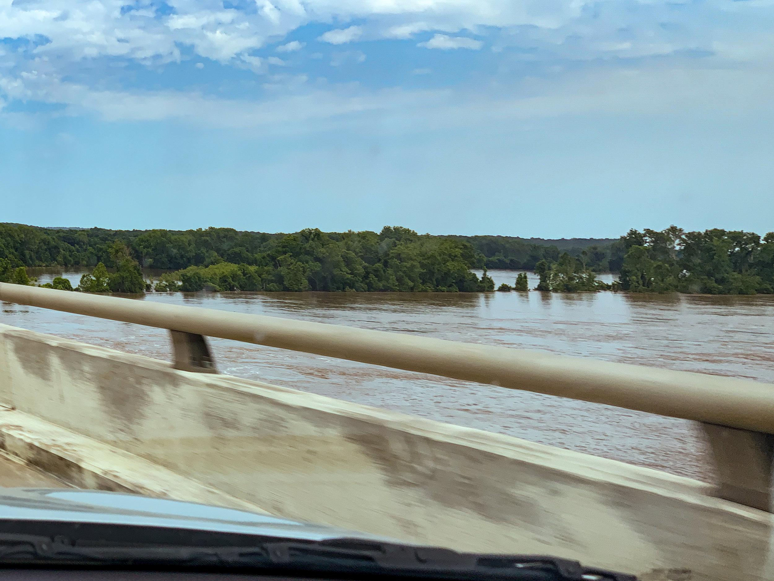 Arkansas River Flooding
