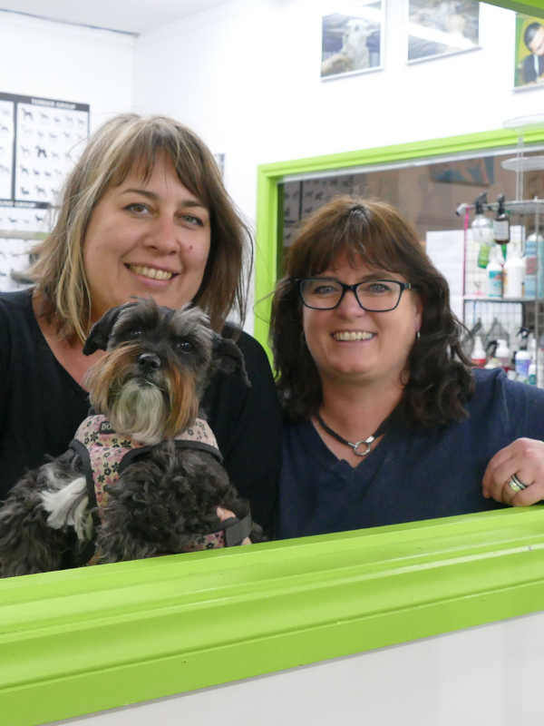 Nat & Anna | Owners - Doggy Dooz & Doggy Diversity