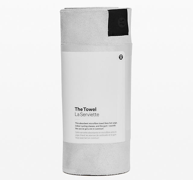 The Towel - Lululemon