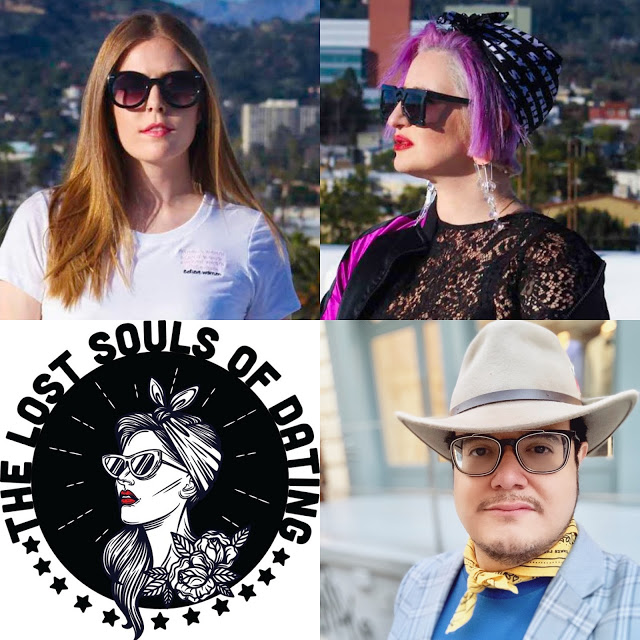 The Lost Souls Of Dating Podcast Orange Juice and Biscuits Blog Ashley Locke WEEZA.W. Jonathan Valdez .jpg