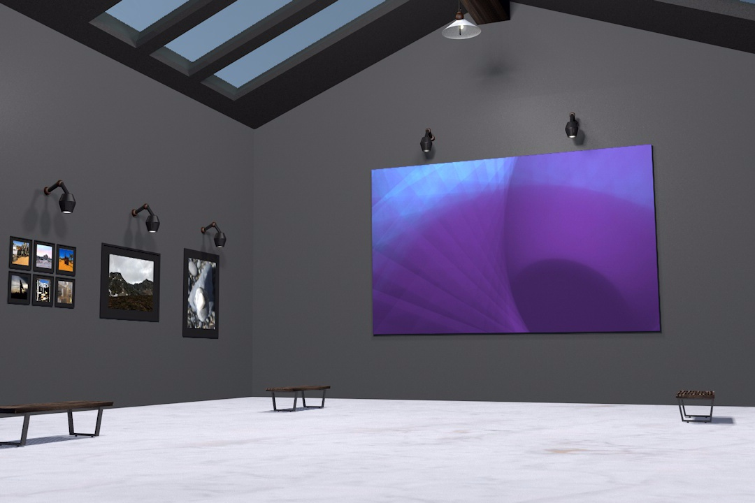 Adobe Lightroom VR - An interactive gallery experience