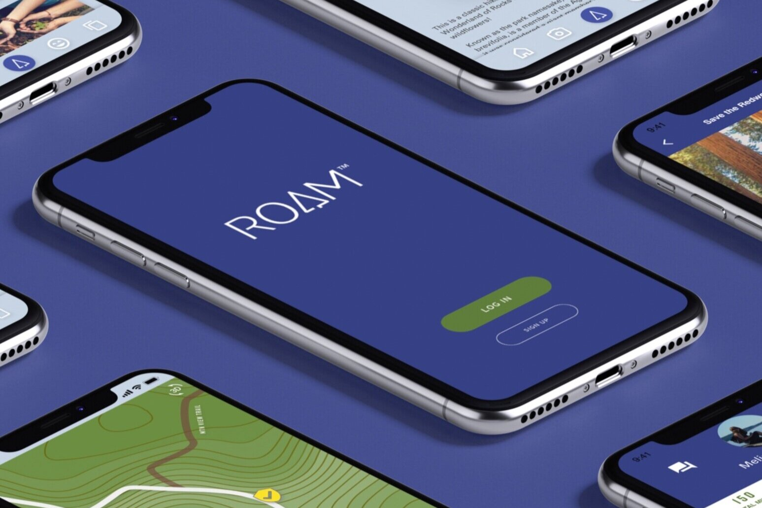 ROAM - Funding parks one mile at a time
