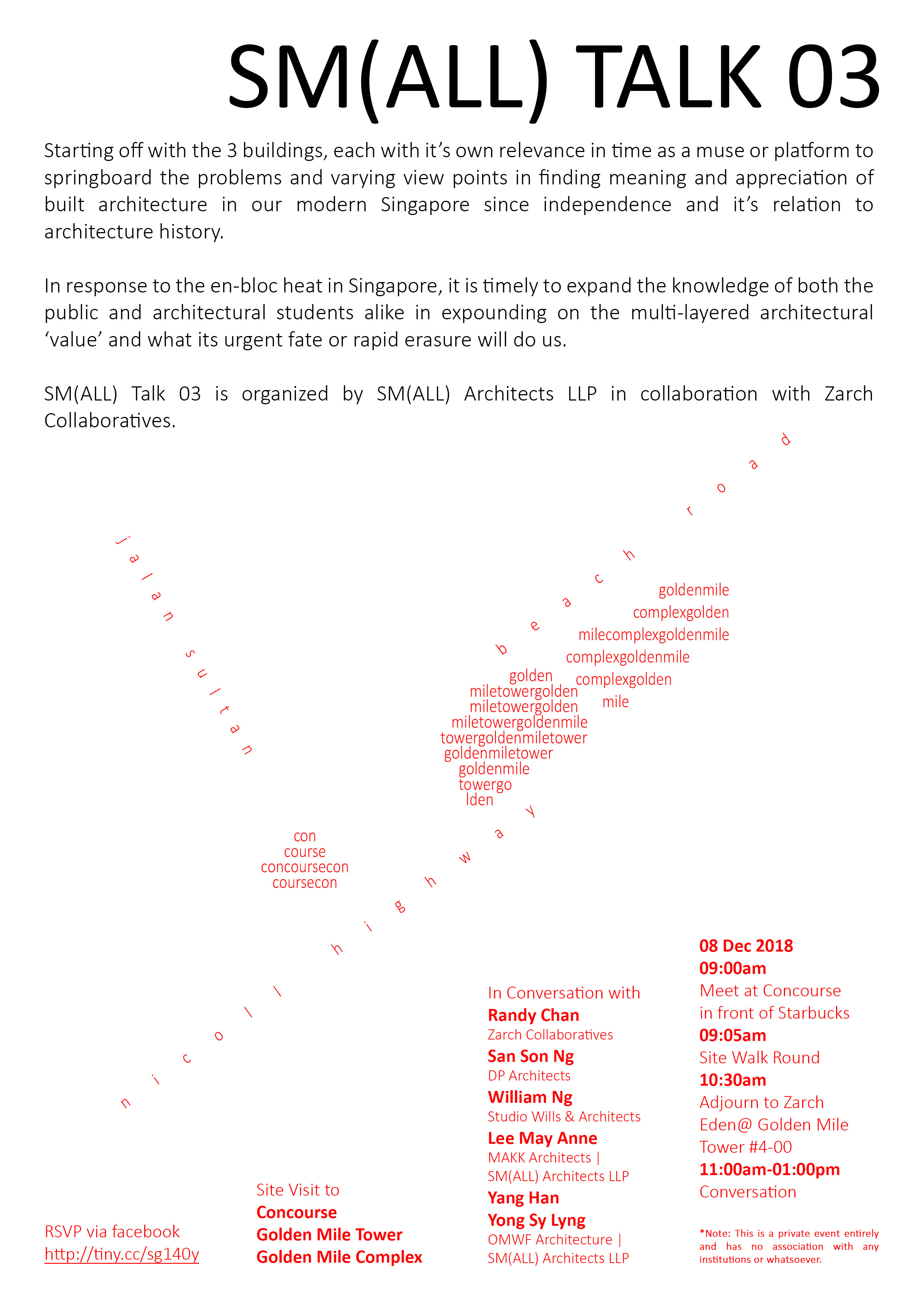 Small Talk — SM(ALL) ARCHITECTS