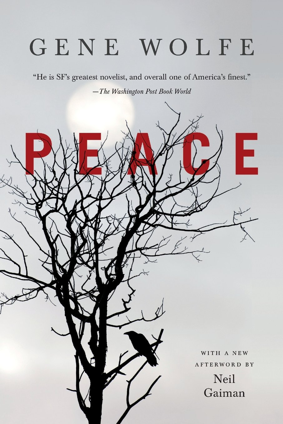 Peace (1975) - A Proustian ghost story hiding within a gentle midwestern memoir written beyond time & space. Alden Weer, an unassuming man, tells his life story in a series of fragments & tangents, often digressing into stories told to him as a child & stories within stories as the narrative progresses. This novel of pure memory is at once Wolfe at his most ordinary & his strangest.