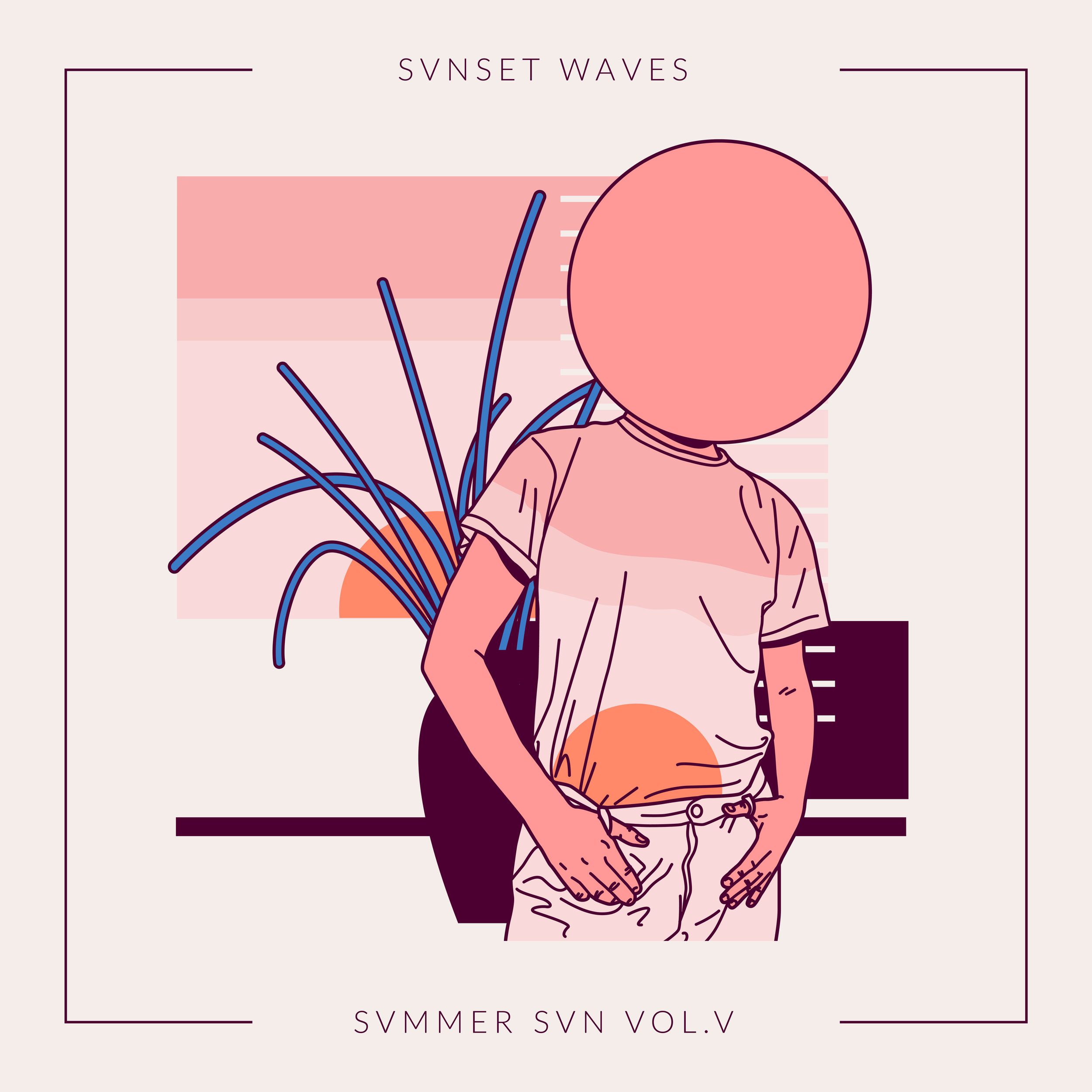 SVMMER SVN vol. 5  /  Compilation  / July 29, 2017