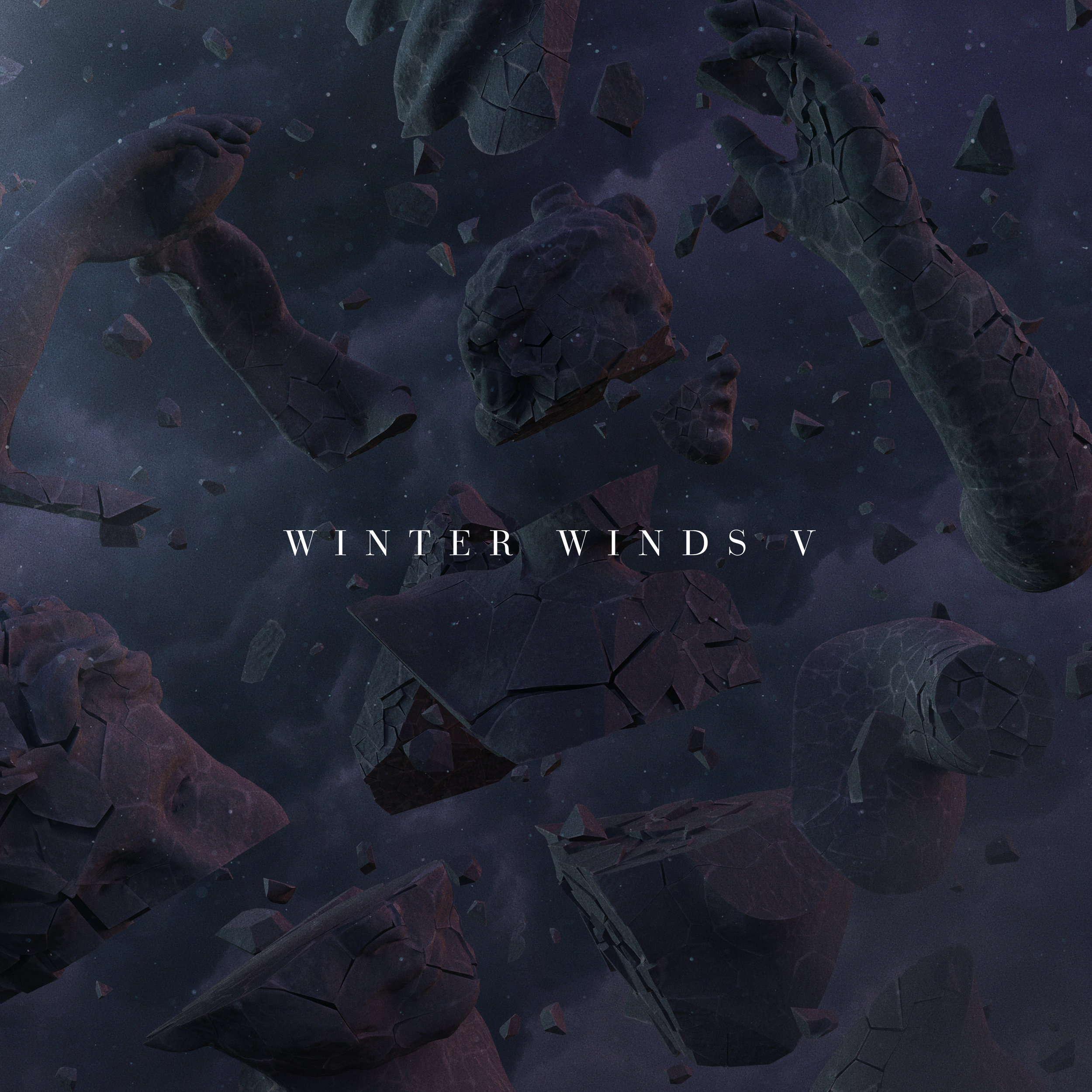WINTER WINDS vol. 5  /  Compilation  / January 27, 2018