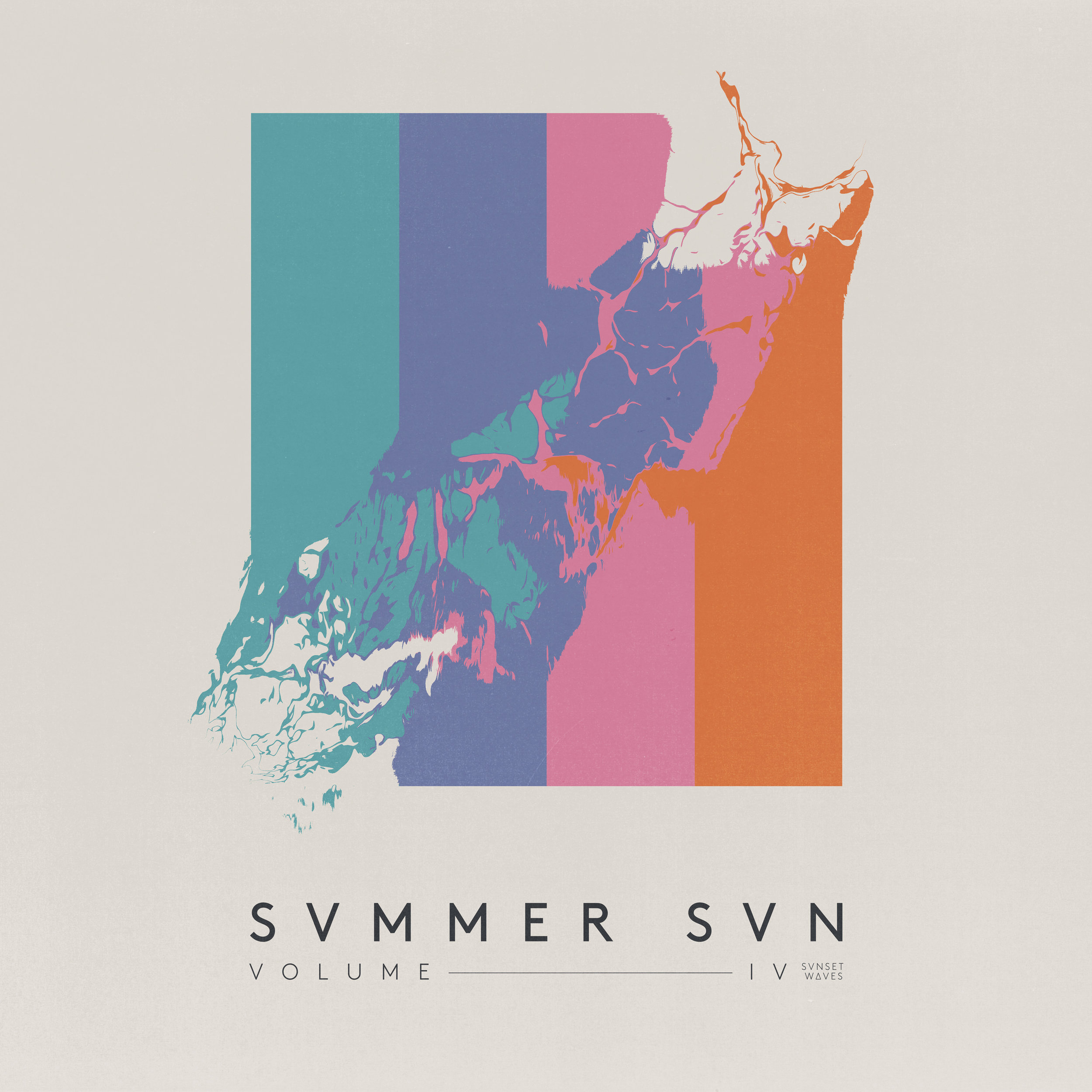 SVMMER SVN vol. 4  /  Compilation  / July 30, 2016