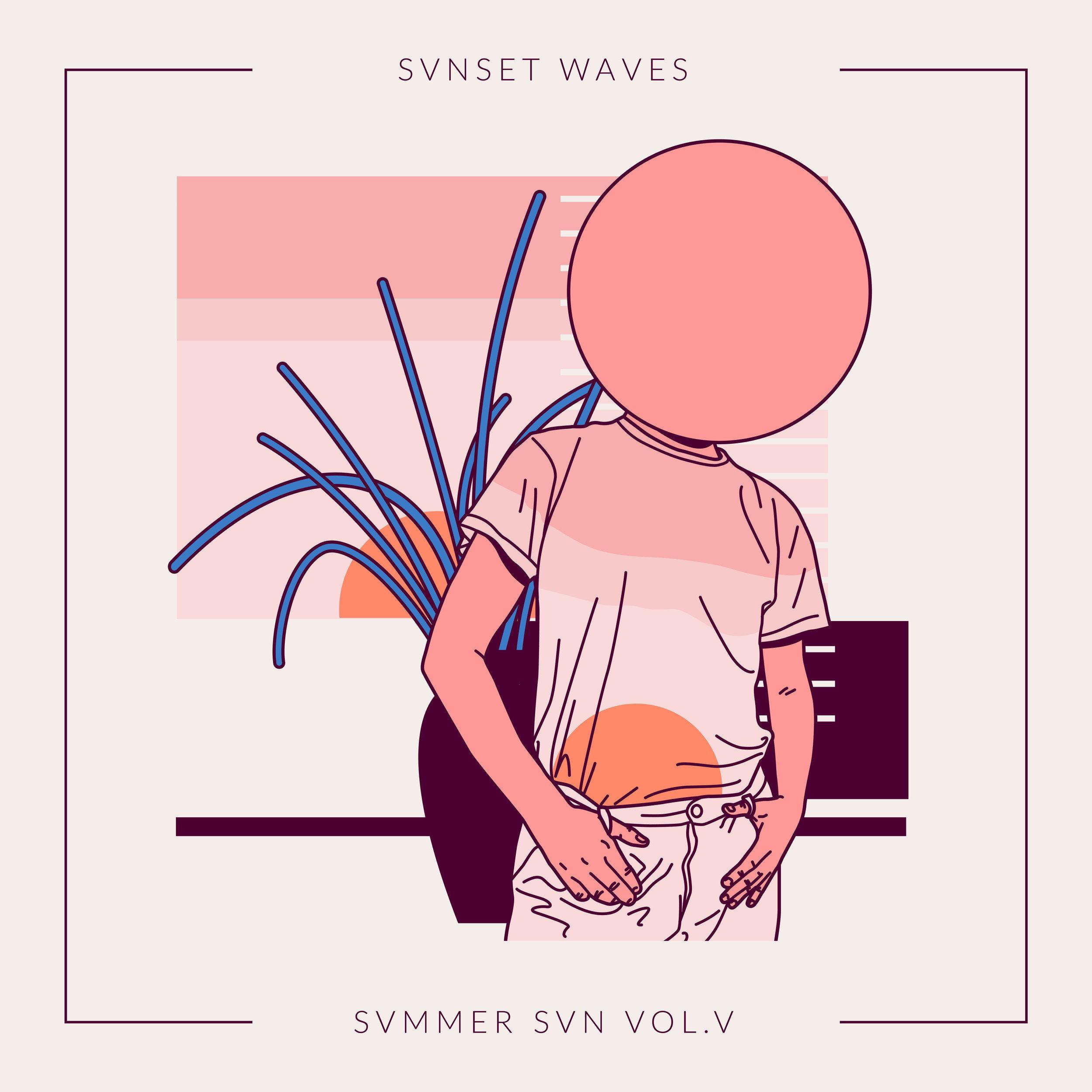 SVMMER SVN vol. 5  /  Compilation  / July 29, 2017