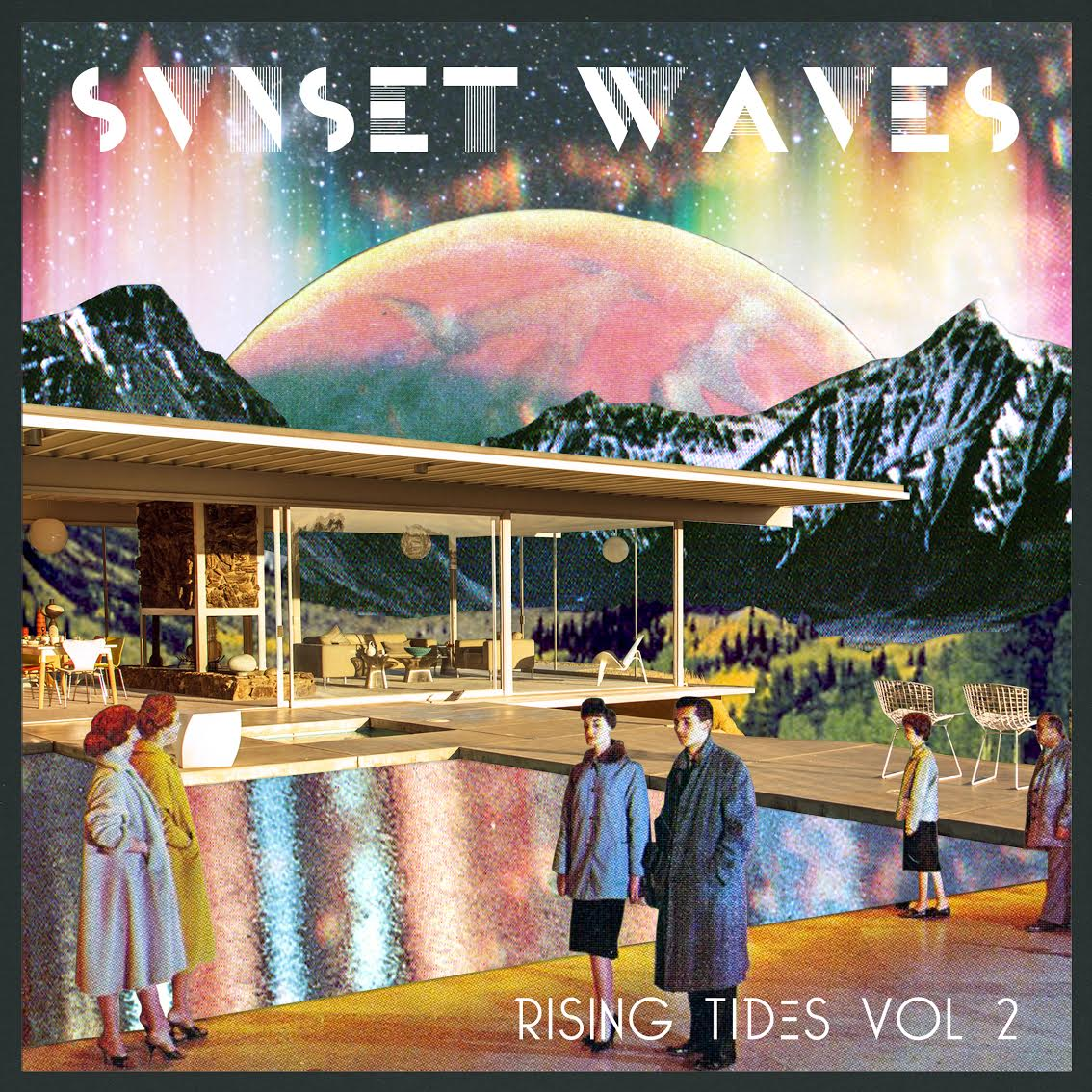 RISING TIDES vol. 2  /  Compilation  / October 24, 2014