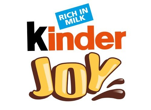 KINDER JOY - Keep your ears open for Amy's voice-over work in the nationwide commercials for Kinder Joy chocolate.
