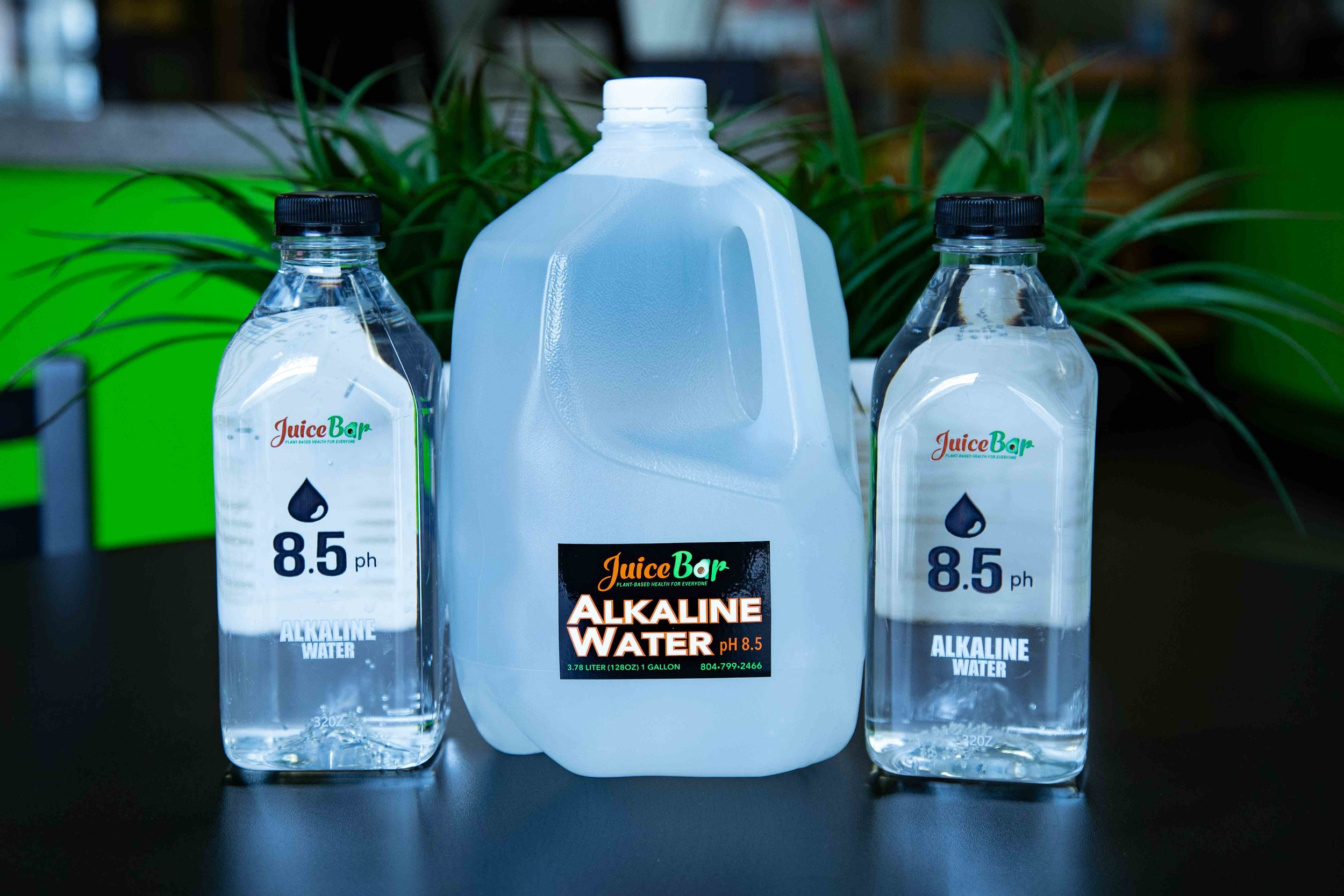 Alkaline Water -